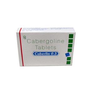 Caberlin 0.5 till salu på anabol-se.com i Sverige | Cabergoline Uppkopplad