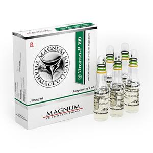 Magnum Drostan-P 100 till salu på anabol-se.com i Sverige   Drostanolonå Propionate Uppkopplad