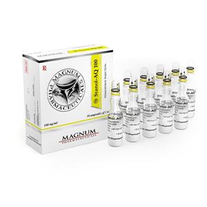 Magnum Stanol-AQ 100 till salu på anabol-se.com i Sverige | Stanozolol Injection Uppkopplad