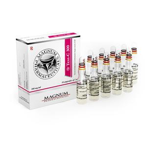 Magnum Test-C 300 till salu på anabol-se.com i Sverige | Testosterone Cypionate Uppkopplad