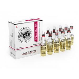 Magnum Test-Plex 300 till salu på anabol-se.com i Sverige   Testosteron Blandning Uppkopplad