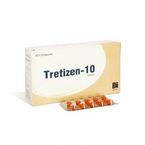 Tretizen 10 till salu på anabol-se.com i Sverige   Isotretinoin Uppkopplad