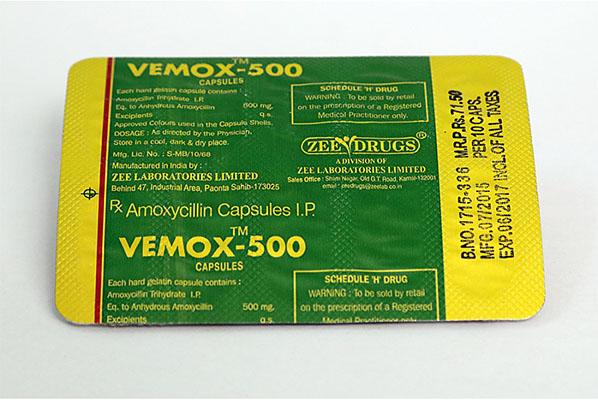 Vemox 500 till salu på anabol-se.com i Sverige   Amoxicillin Uppkopplad